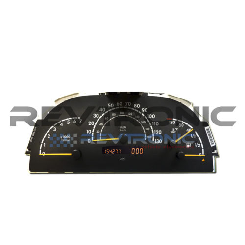 mercedes vito speedo error repair