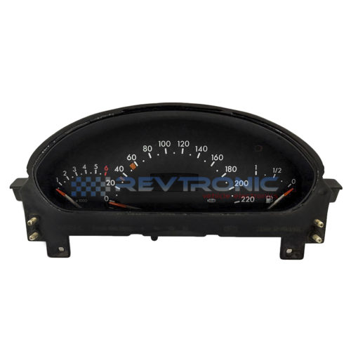 A Class W168 Vaneo Instrument Cluster LCD Pixel Repair