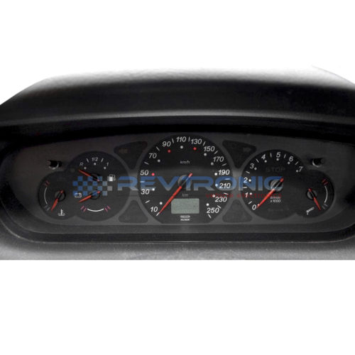 citroen c5 speedo rev problem