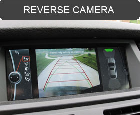 BMW X5 E70 X6 E71 Rear View Reverse Camera Retro Fit RFK OEM