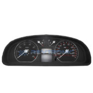 Renault Laguna Clocks Instrument Cluster No Power and Comes On When Warm