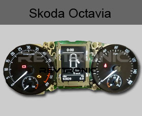 Skoda_Octavia_Instrument_Cluster_LED_backlight_illumination_not_working
