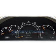 Mercedes CL W215 Instrument Cluster