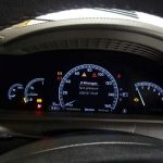 Mercedes S Class W221/CL W216 Instrument dashboard cluster changed to AMG_7