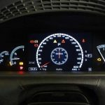 Mercedes S Class W221/CL W216 Instrument dashboard cluster changed to AMG_1