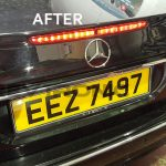 Mercedes-E-Class-W211-third-Brake-light-LED-Strip-repair