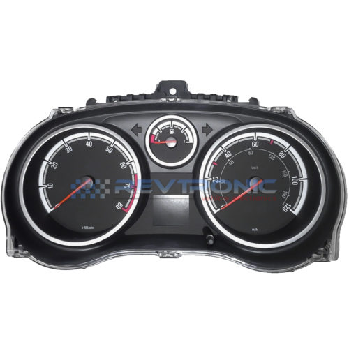 VAUXHALL_CORSA_D_INTSRUMENT_CLUSTER_REPAIR_POWER
