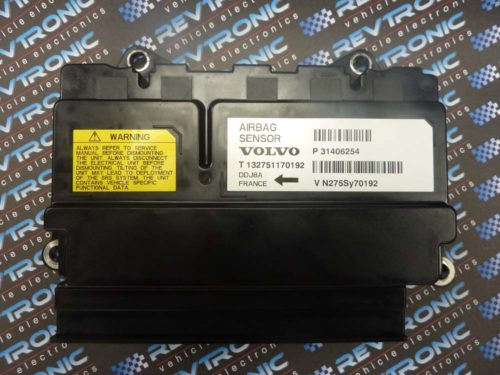 VOLVO V40 2013 P31406254 - Air Bag ECU Reset Service