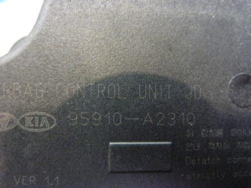 Hyundai Elantra - TRW 95910-A2310 - Air Bag ECU Reset Service
