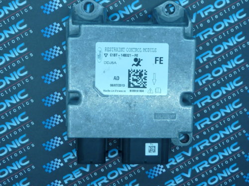 Ford Fiesta 3Door Hatchback 2009-2016 C1BT-14B321-FE - Air Bag ECU Reset Service