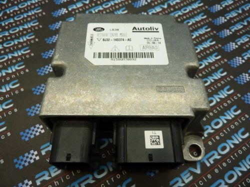 Land Rover Evoque - BJ32-14D374-AC - Air Bag ECU Reset Service