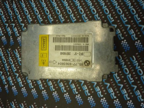 BMW 5 SERIES 2003-2010 - 65.77-6963024 - Air Bag ECU Reset Service