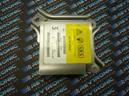 Toyota Aygo, Peugeot 107 or Citroen C1 - 89170-0H030 - Air Bag ECU Reset Service