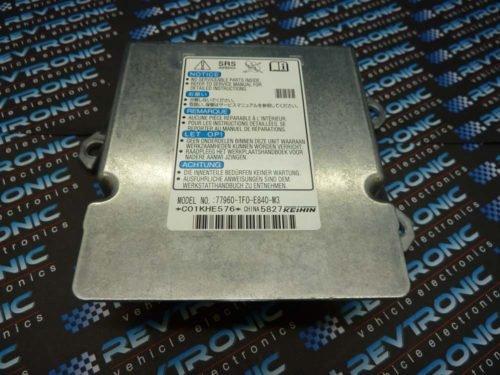 Honda - 77960-TF0-E840-M3 Air Bag Crash Data ECU Reset Service