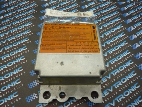 Nissan Qashqai 2010 - 98820BT40A/E5 - Air Bag ECU Reset Service