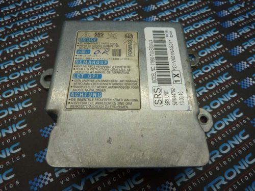 Honda Civic - 77960-TVO-E920-M4 - Air Bag ECU Reset Service