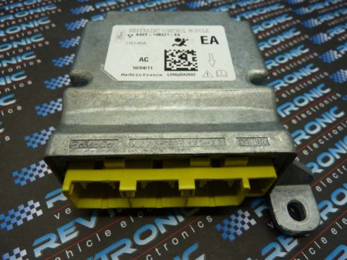 Ford Fiesta - AA6T-14B321-EA - Air Bag ECU Reset Service