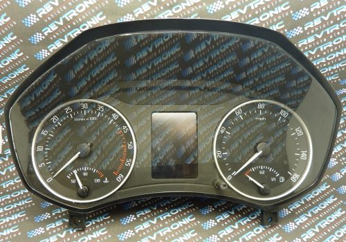 SKODA OCTAVIA ROOMSTER SPEEDO CLUSTER LED LIGHTS BLINKING WITH INDICATORS