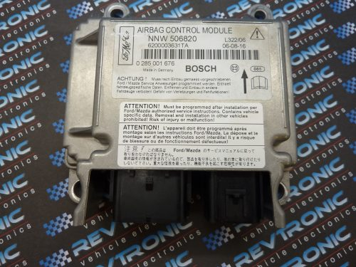 Range Rover 2006 - 0 285 001 676 - Air Bag ECU Reset Service