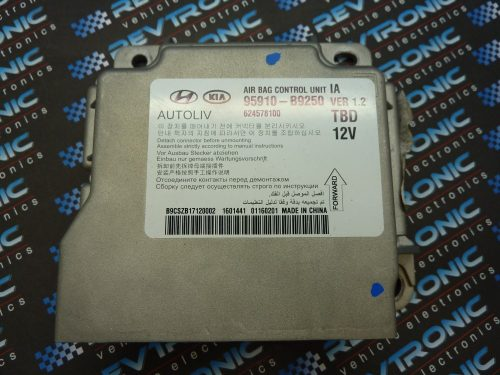 hyunidai-i10-95910b9250-air-bag-ecu-reset-service