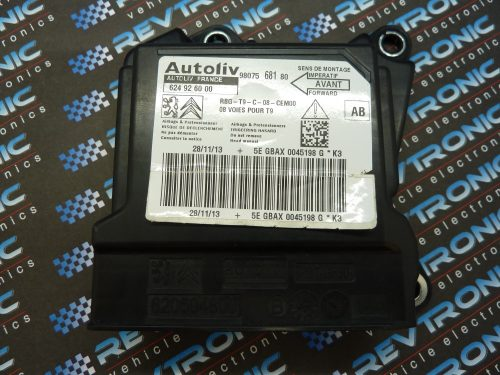 toyota denso - 89170-42820 - Air Bag ECU Reset Service