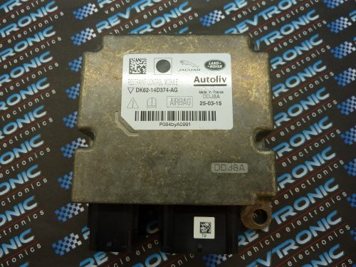 Land Rover - DK6214D374AG - air Bag ECU Reset Service