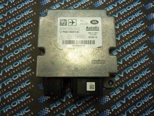 Range Land Rover - FH22-14D374-AC - air Bag ECU Reset Service