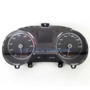 Seat Ibiza Instrument Cluster Repair For Dim Lights On In Background