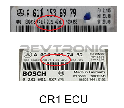 Please See How To Identify Cr1 Cr2 Below