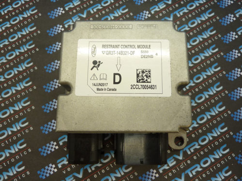 Ford Mustang GR3T-14B321-DF Airbag ECU Module SRS Crash Data Reset