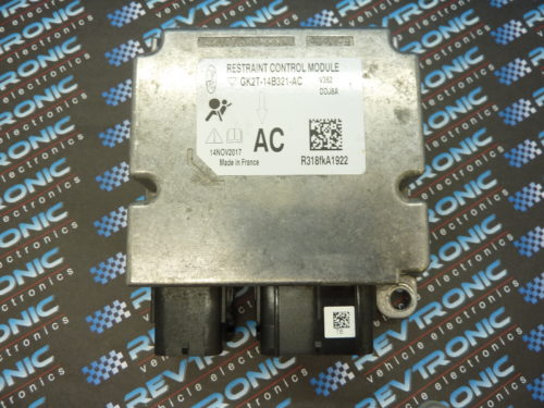 Ford Transit Airbag Module GK2T-14B321-AC SRS Crash Data Reset