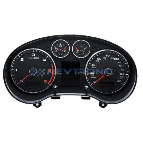 Audi A3 8p speedo Chassis Instrument Cluster Repair Service