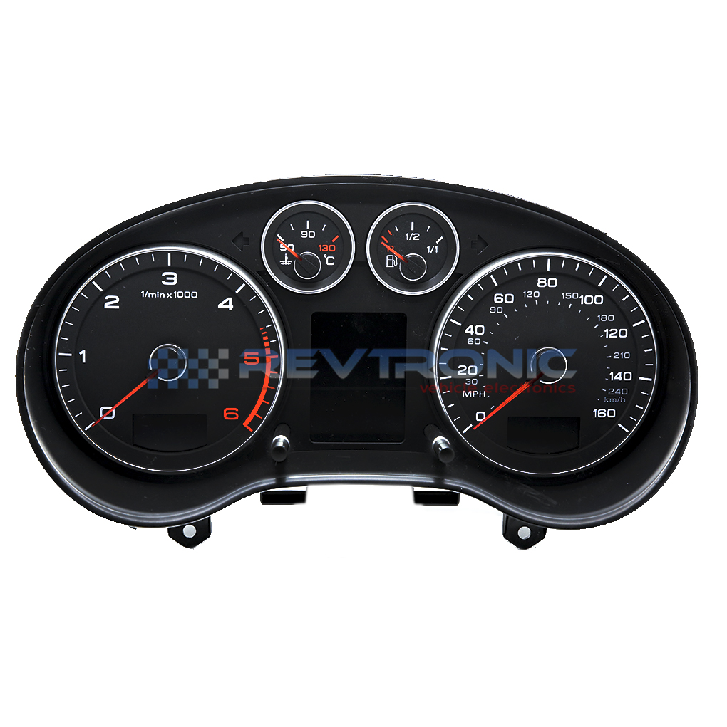 Audi A3 8P Chassis Instrument Cluster Repair For Dead Or