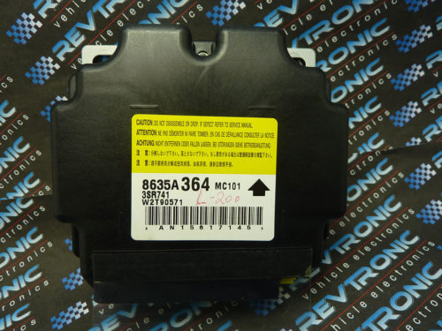 Mitsubishi-l200-8635A-364-MC101-Airbag-ECU-Control-Module-SRS-Crash-Data-Clear