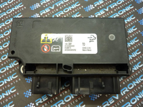Vauxhall-Insignia-1359-3287-Airbag-ECU-Control-Module-SRS-Crash-Data-Clear