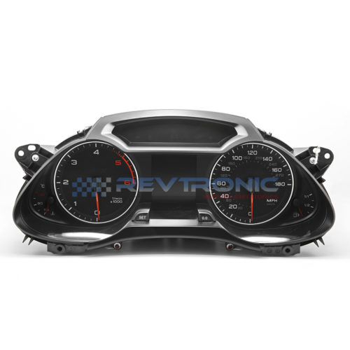 Audi A4 2008+ Backlight LED Illumination Instrument Cluster Repair Service
