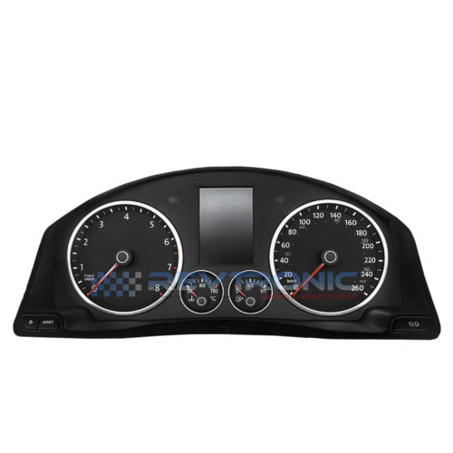 Volkswagen VW Transporter 2010 Instrument Cluster Back Light Repair
