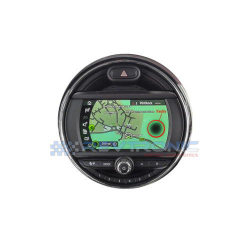 MINI Sat Nav Head Unit LCD Replacement