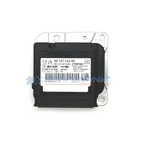 Peugeot 208 - 98 033 804 80 - Air Bag ECU Reset