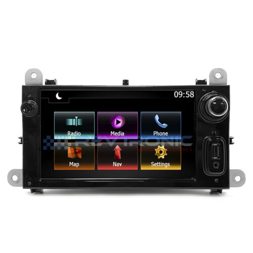Renault Captur Media Navigation problem Repair Revtronic