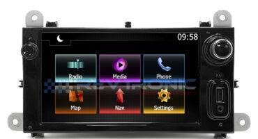 Renault Clio Medianav Navigation problem Repair Revtronic