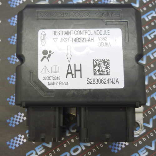 Ford JK2T-14B321-AH Airbag ECU Module SRS Crash Data Reset Service