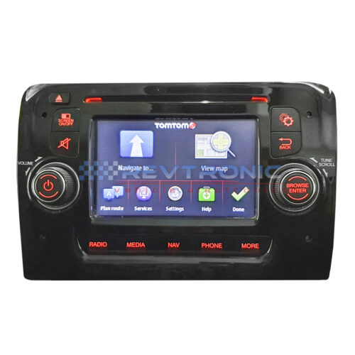 Dodge Ram Navigation UConnect 5 VP2 Unit Repair Service For Dead No Power